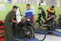 Bengkel Teknik Sepeda Motor