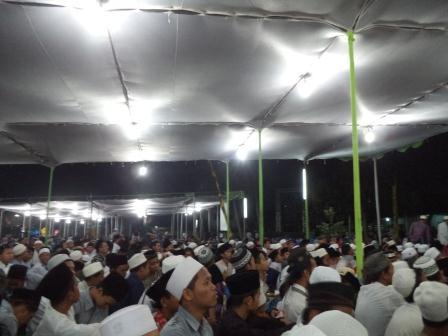 Haflah ponpes 2015
