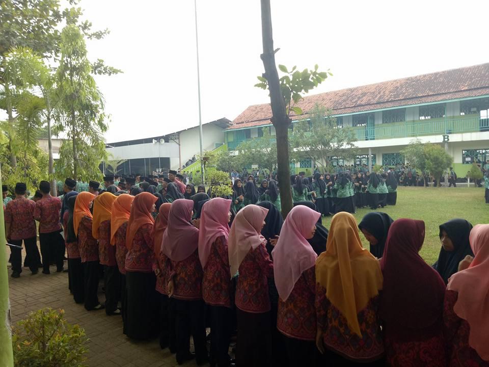 musyafahah SMK Syafi'i Akrom