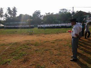 Kemah SMK Syafi'i Akrom