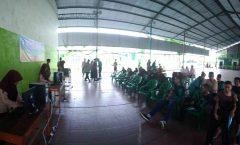 Pemilihan ketua OSIS SMK Syafi'i Akrom