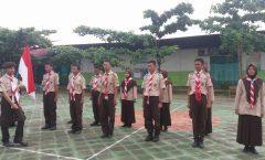 Pelantikan AMbalan Gudep SMK Syafii Akrom